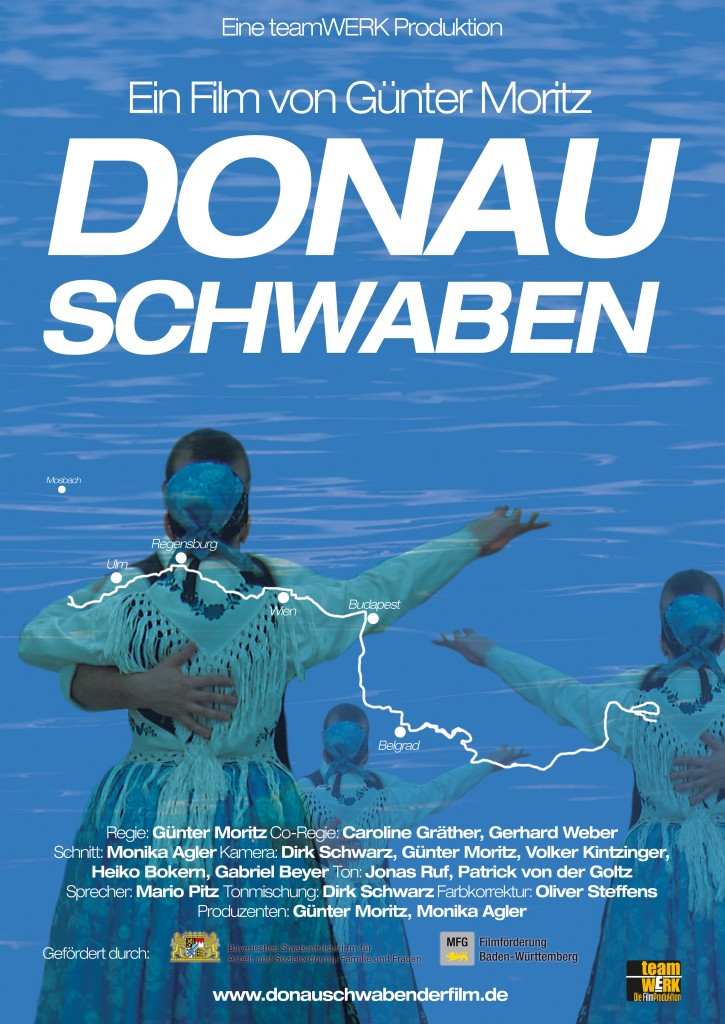 Donauschwaben-Film-Plakat