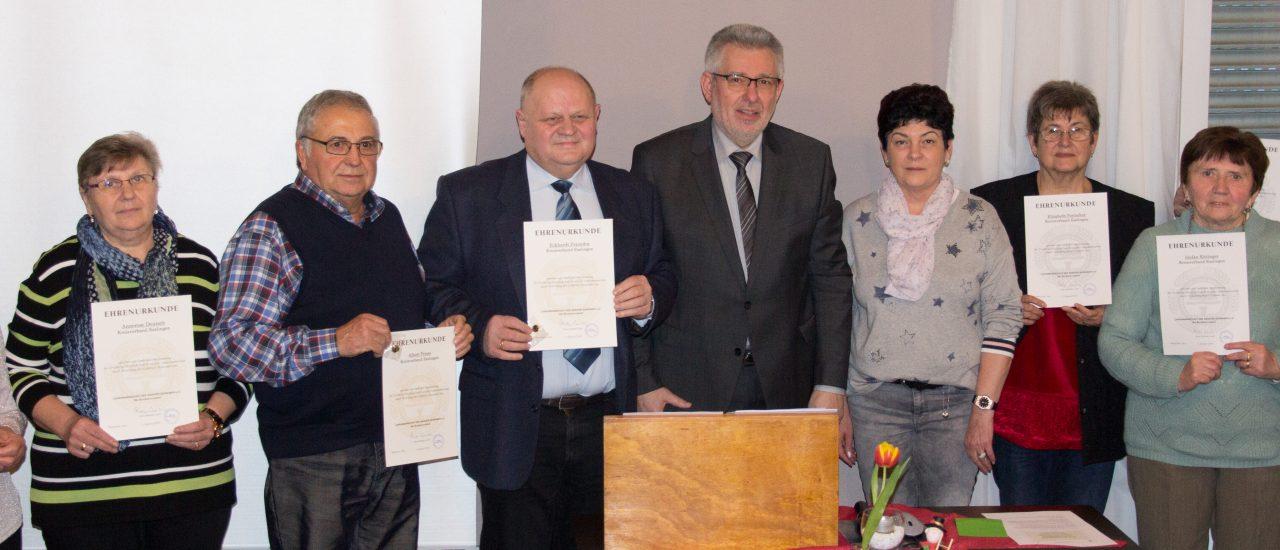 Kreisverband Esslingen stellt Weichen für die Zukunft