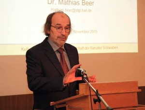 Dr. Mathias Beer